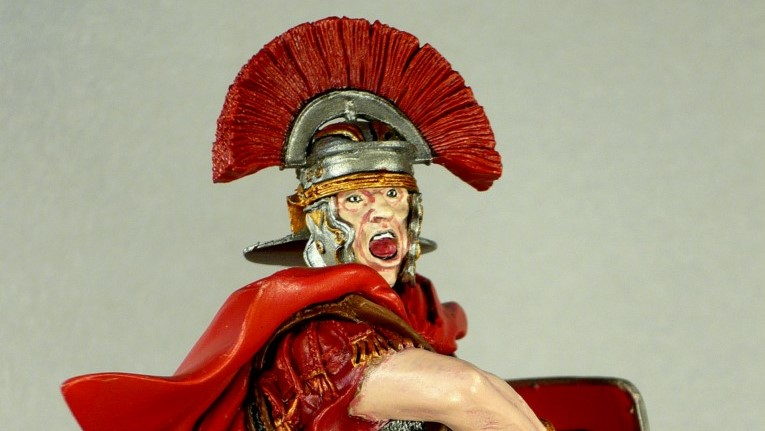 Rzymski centurion I w p.n.e