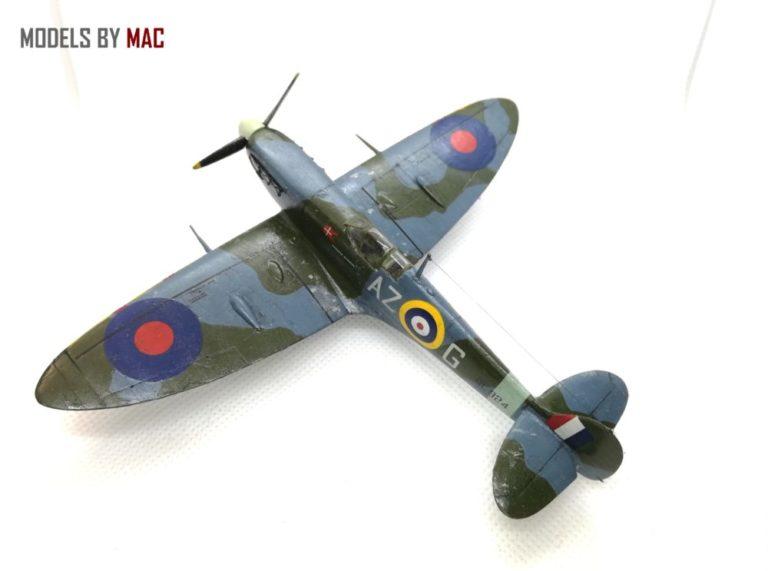Supermarine Spitfire Mk. V Revell 1:72