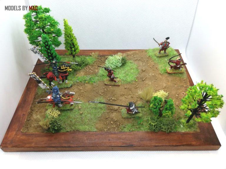 Bitwa pod Sekigaharą 1/72 Zvezda