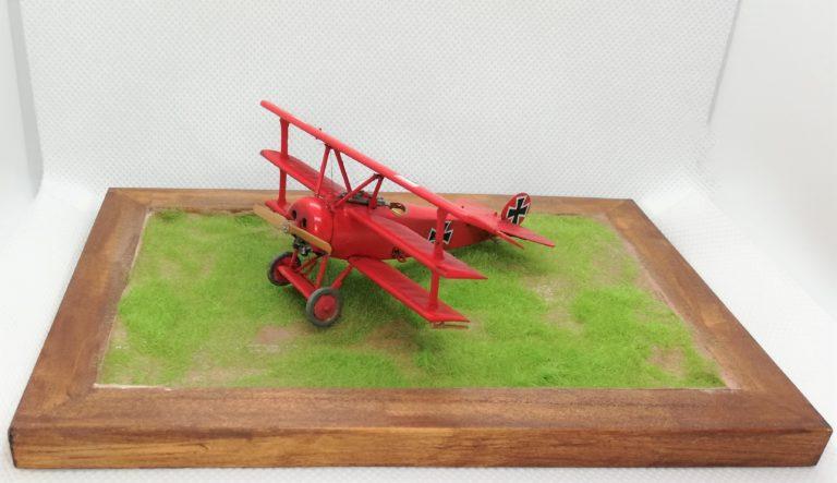 "Fokker Dr.1 ""Red Baron"" Revell"